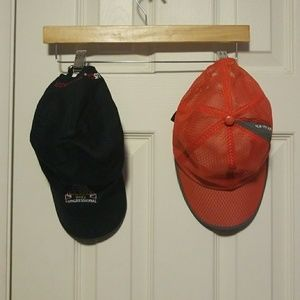 Bundle of 2 Sports Hats- 2011 US Open & 2016 NLS